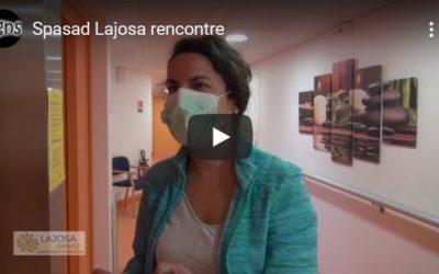 Rencontre avec Pauline- Alix Aide soignante pour LAJOSA.